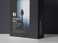 Free Packaging Package Mockup Psd