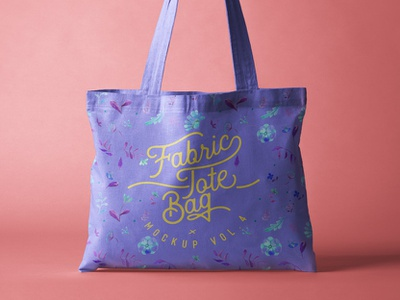 Free Psd Tote Bag Fabric Mockup psd mockup tote totebags totebag tote bag mockup tote bag