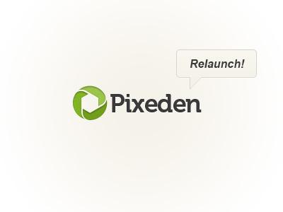 New PixEden Website !!! website