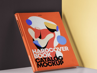 Free Psd Hardcover Book Catalog