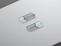 Toggle Concept UI