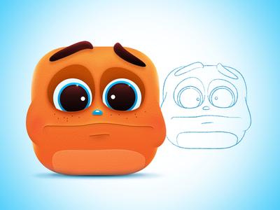 Bn. Dot Character