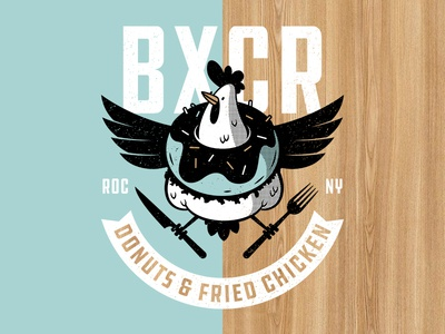 BXCR Donuts & Fried Chicken