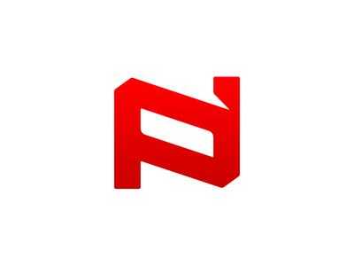 P + N pn zz partners monogram red brick n p fesyuk marco logo