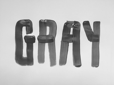 Grey or Gray?