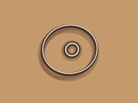Botão Logo Concept