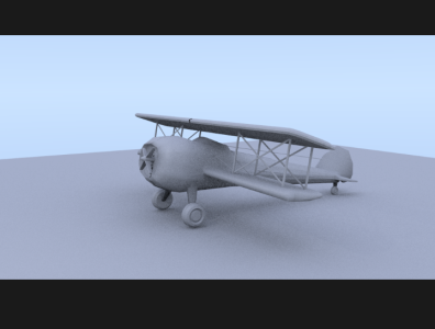 Old plane