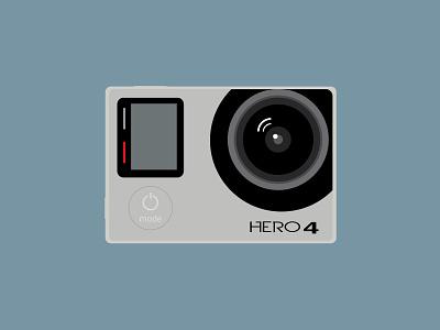 Be A Hero camera gopro