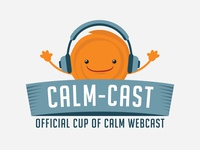 Calmcast Badge