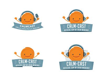 Calmcast Drafts illustration