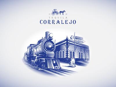 Corralejo brand brand design ui graphic design illustration illustrator branding design vector