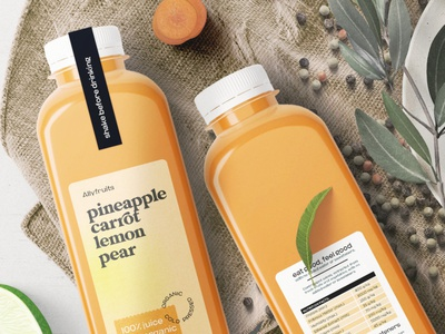 Packaging for a raw organic juice label packaging label design beverage design beverage packaging food packaging design food package packages packaging design package mockup package design packagedesign embalagem packaging package identity brand