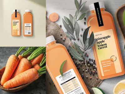 Packaging for organic juices packages packaging design package mockup package design design packagedesign package branding embalagem packaging