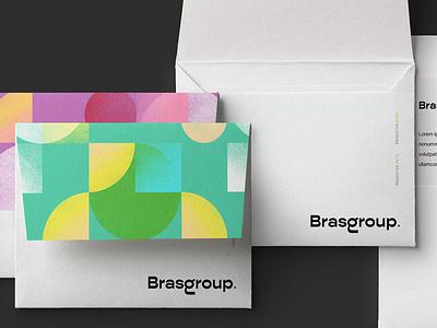 Brand Identity - Brasgroup marca logotype brand brand identity identity branding branding design brand design identity design stationary vector branding logo design identity identitydesign stationery