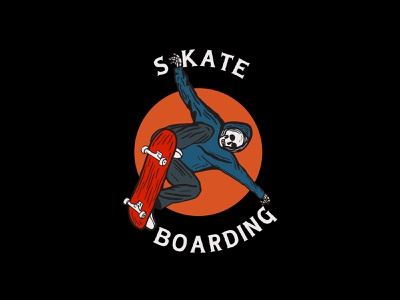 SKATE clothes vector clothing design clothing brand apparel design apparel logo vintage design illustration branding skateboard