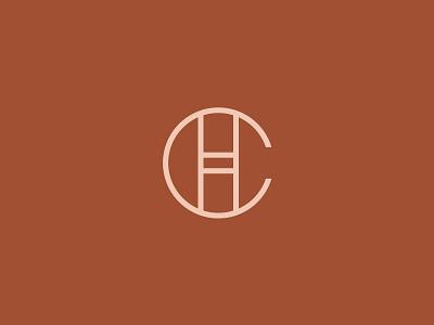 Hotel Charlotte 02 minimal mark logo hotel h monogram charlotte c