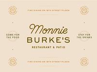 Monnie Burke's 03