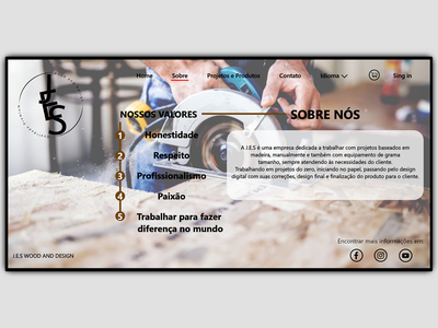 Web Design J.E.S adobe photoshop cc xd design code web deisgn web design adobe photoshop adoebe adobe xd ui ux branding design