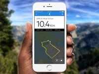 App for runners
