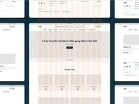 CBDcity • Wireframe online shopping webdesign uiux shopify wireframe cbd logo ecommerce shop ecommerce business ecommerce design ecommerce cbd