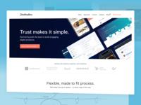 Pixelmatters Homepage