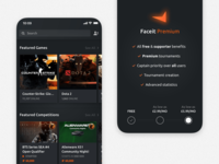 FaceIT • Dashboard