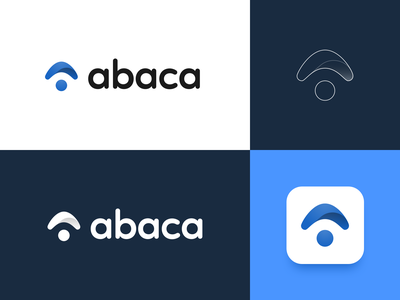 Abaca • Logo ux design uxdesign uxui uiux product product strategy product design investment investor entrepreneurship entrepreneurs funding fundraising logo branding design ui design