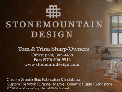 Stone Mountain Ad