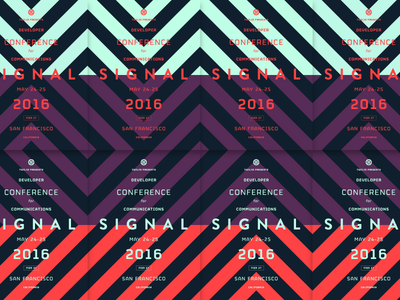 Signal Posters