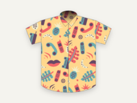 Ns dribbble hawaiian shirt 2 2x