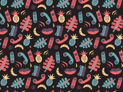 Hawaiian Shirt Pattern