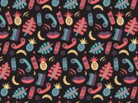 Hawaiian Shirt Pattern
