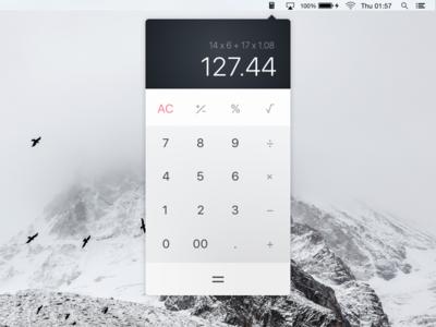 Daily UI 04 — Calculator calculator ux ui daily ui