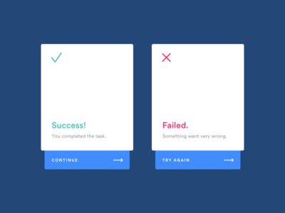 Daily Ui 11 – Flash Message flash message ux ui daily ui