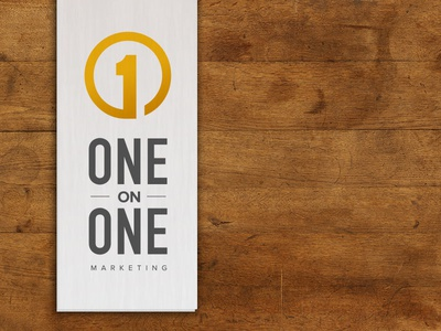 One on One Marketing Rebrand