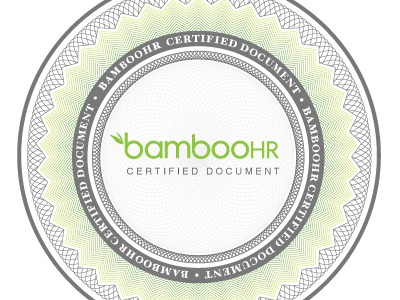 e-Signature Certification