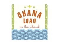 Ohana Luau Logo