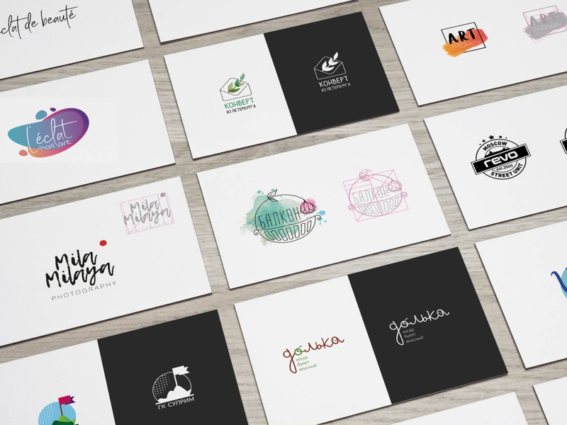Logos illustration identity graphicdesign behance design typedesign logodesign logotype logos logo