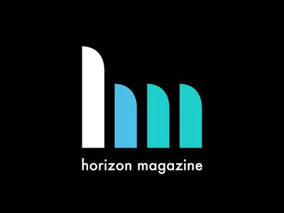 horizon magazine logo revamp
