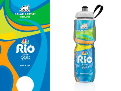 PolarBottle NBC Rio Games 2016