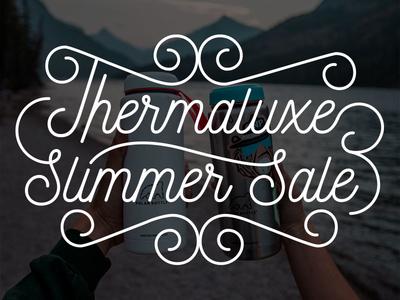 Summer Sale Custom Type