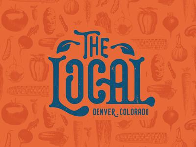 The Local - Logo & Branding