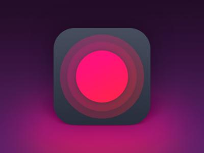 VK Live apple app icon ios