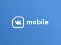 VK Mobile Brand Logo