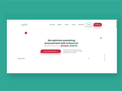 Respect.io Web design webdesign uxui web interaction