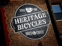 Heritage, Bikes & Coffee