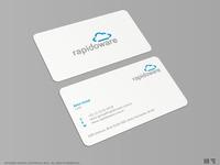 Rapidoware business card large