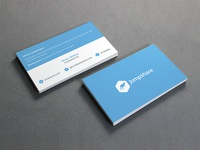 Jumpshare Business Card