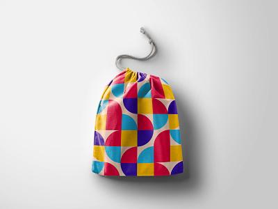 Breadcrumb - Case Study ✨ branding logo design lego color geometric pattern print square geometry abstract breadcrumb colorful shape building block pattern design effendy learningapp symbol mark logo