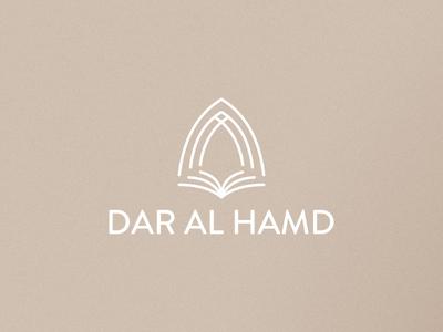 Dar Al Hamd Logo Proposal 1